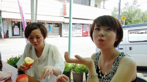 神奈川から神奈川から近い山梨のおすすめ桃狩り食べ放題時間無制限