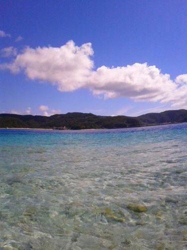 那覇空港に到着してすぐ潜るダイビング沖縄観光